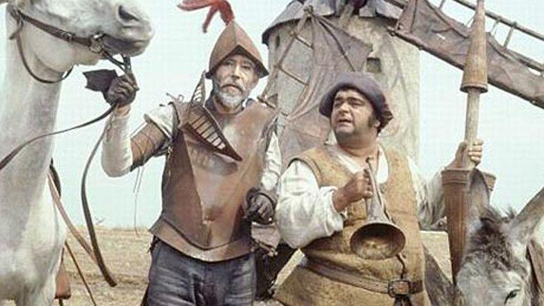 Man of La Mancha (film) movie scenes