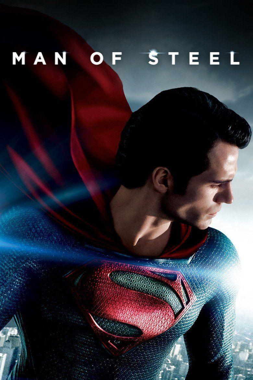 Man of Steel (film) movie poster