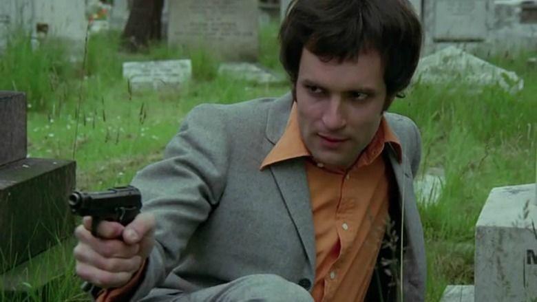 Man of Violence movie scenes
