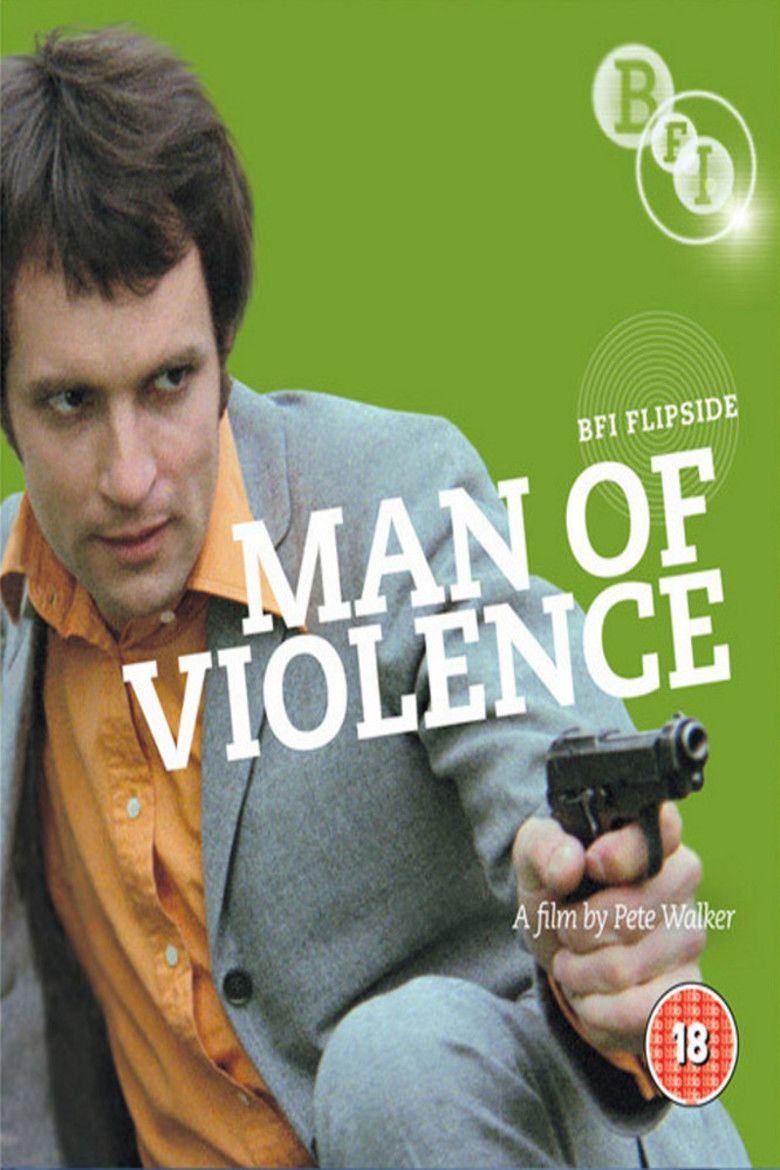 Man of Violence movie poster
