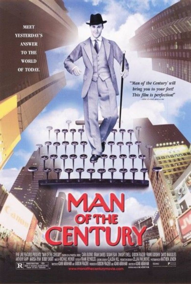 Man of the Century movie poster
