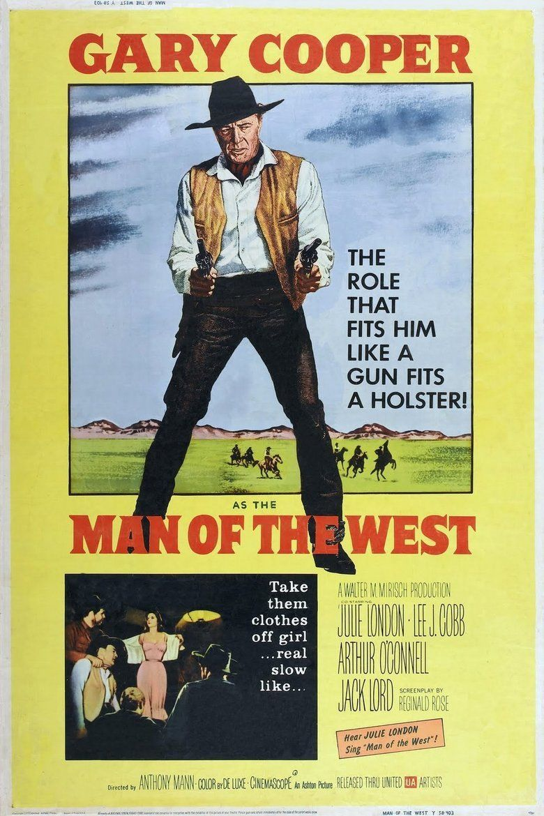 Man of the West movie poster