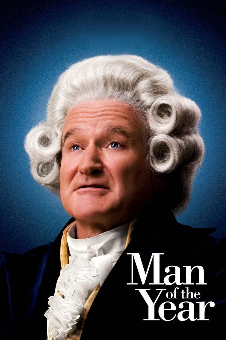 Man of the Year (2006 film) movie poster