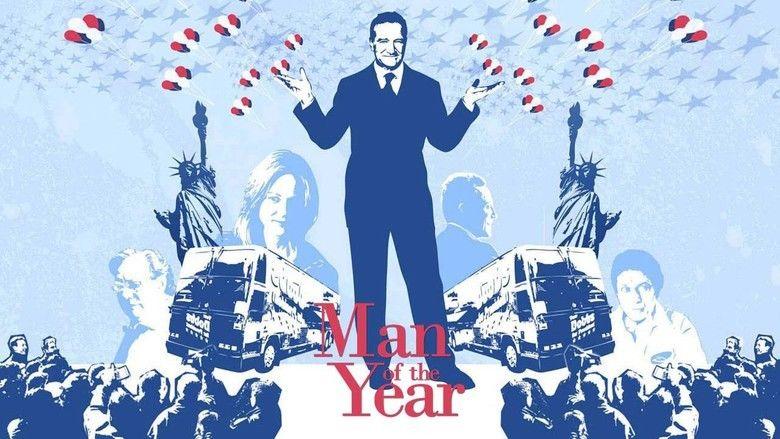 Man of the Year (2006 film) movie scenes