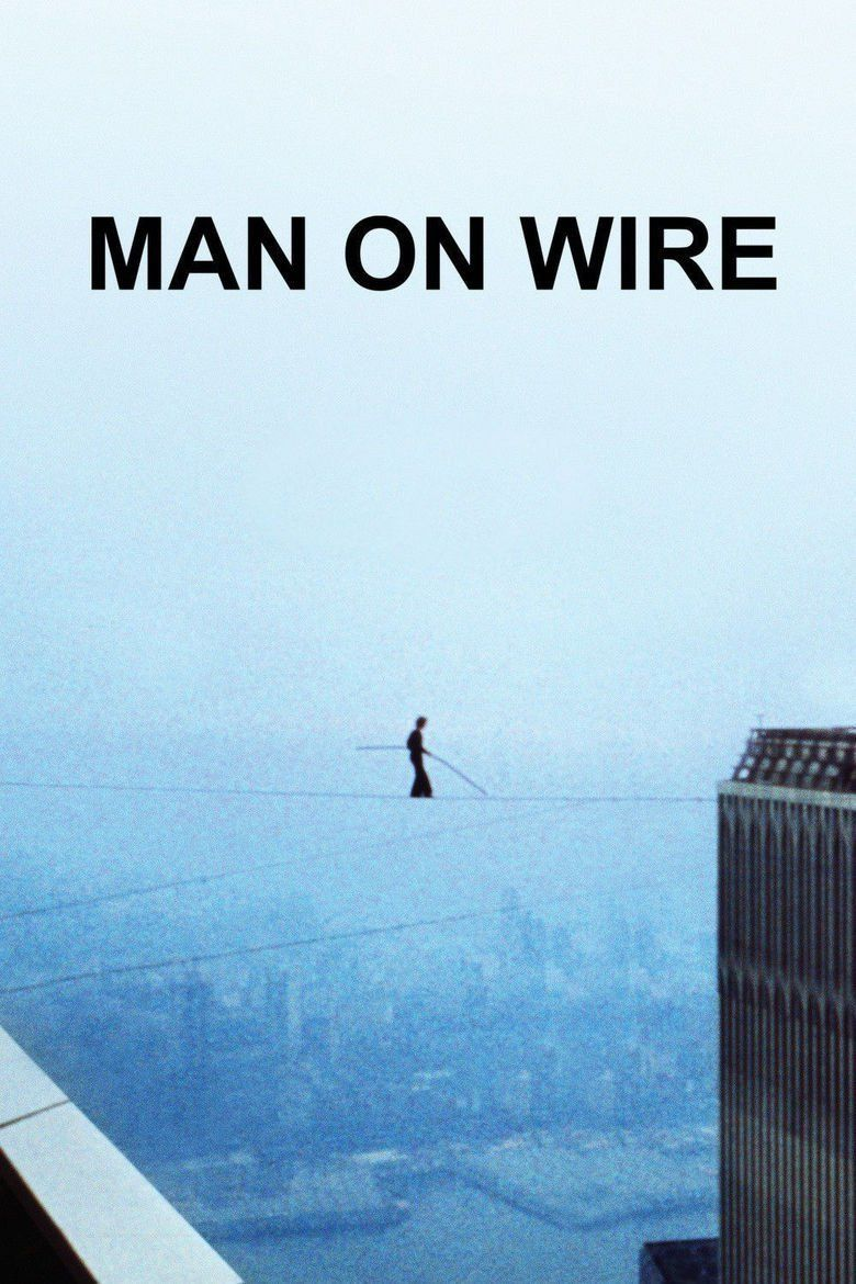 Man on Wire movie poster