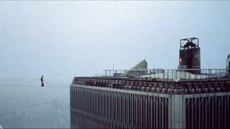 Man on Wire movie scenes