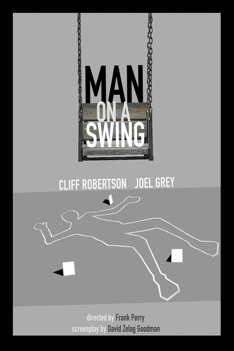 Man on a Swing movie poster