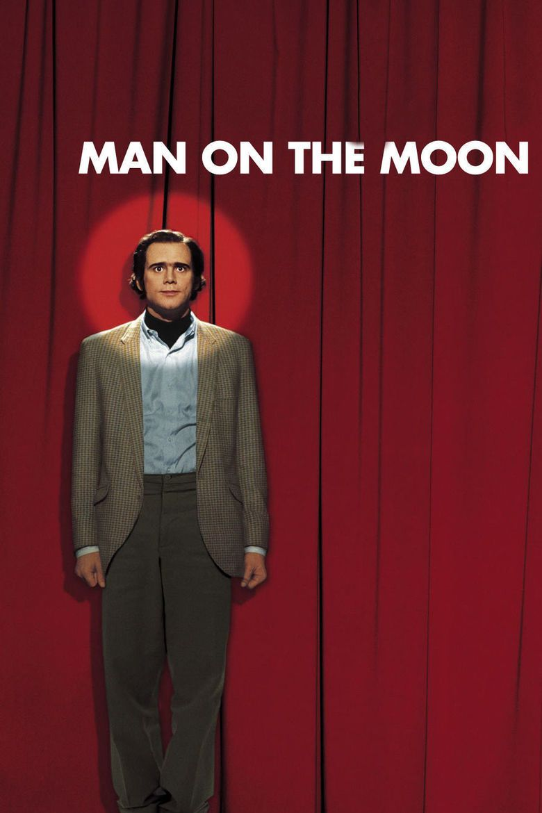 Man on the Moon (film) movie poster