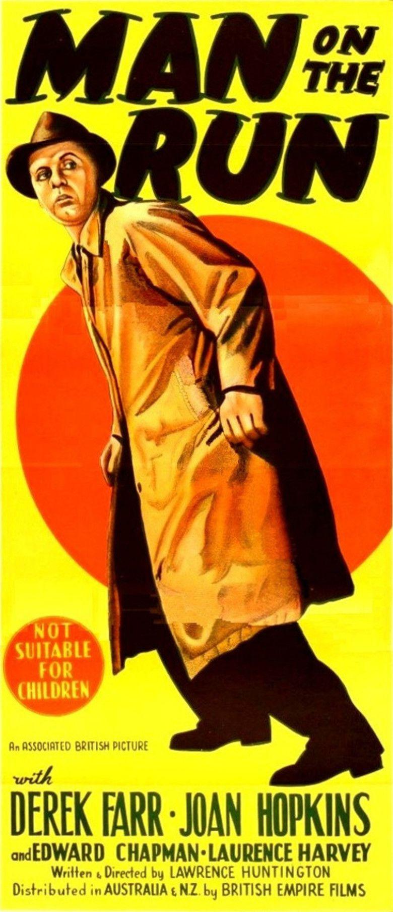 Man on the Run movie poster