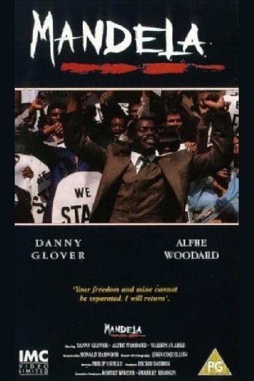 Mandela (1987 film) movie poster