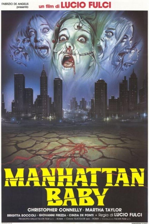 Manhattan Baby movie poster