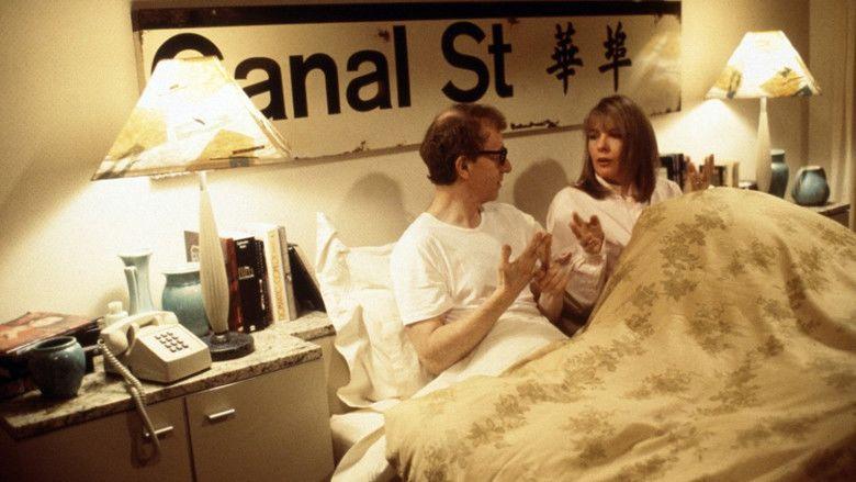 Manhattan Murder Mystery movie scenes
