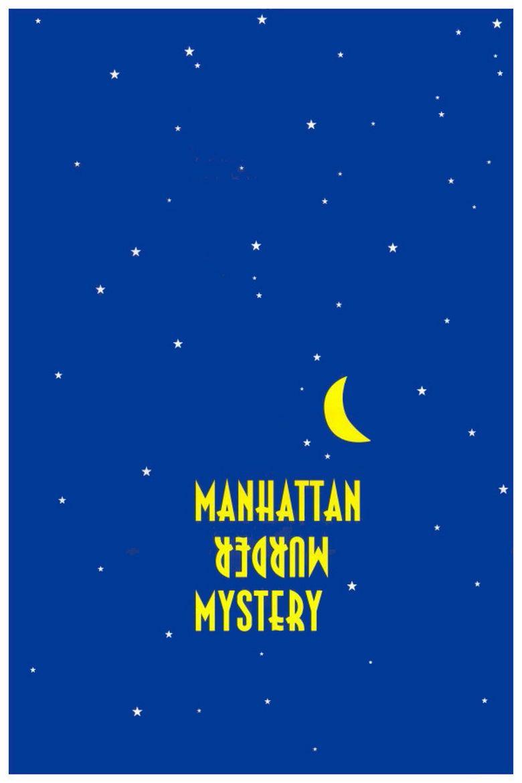 Manhattan Murder Mystery movie poster