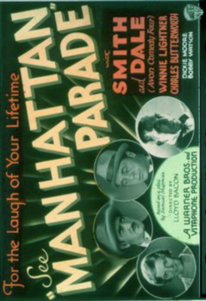 Manhattan Parade movie poster