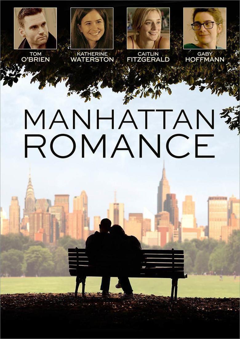 Manhattan Romance movie poster
