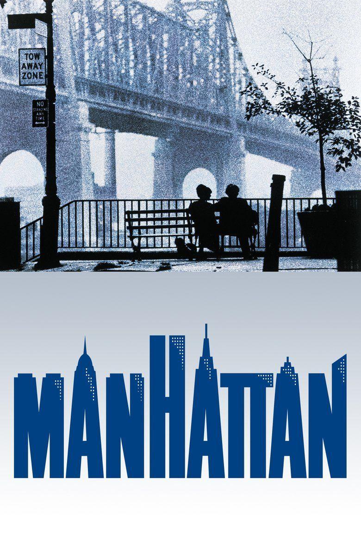 Manhattan (film) movie poster