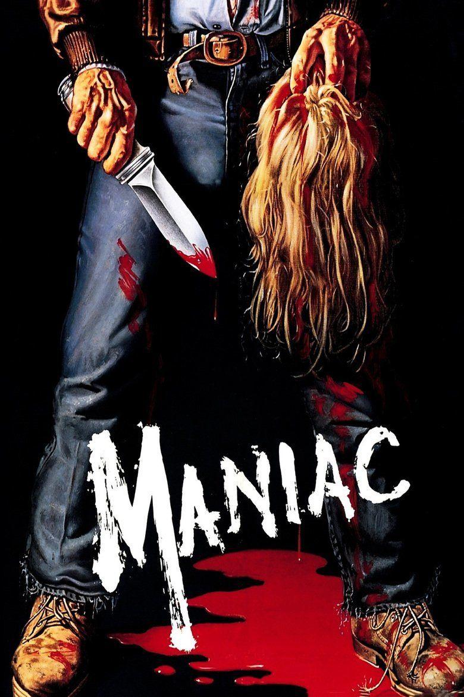 Maniac (1980 film) movie poster