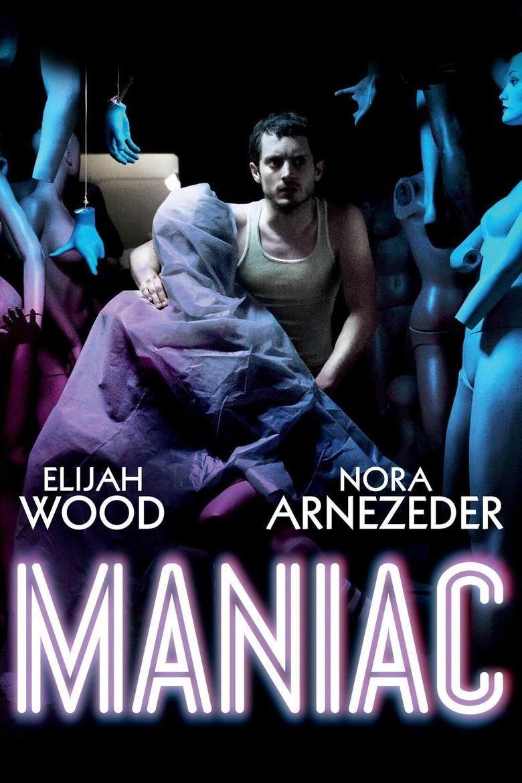 Maniac (2012 film) movie poster