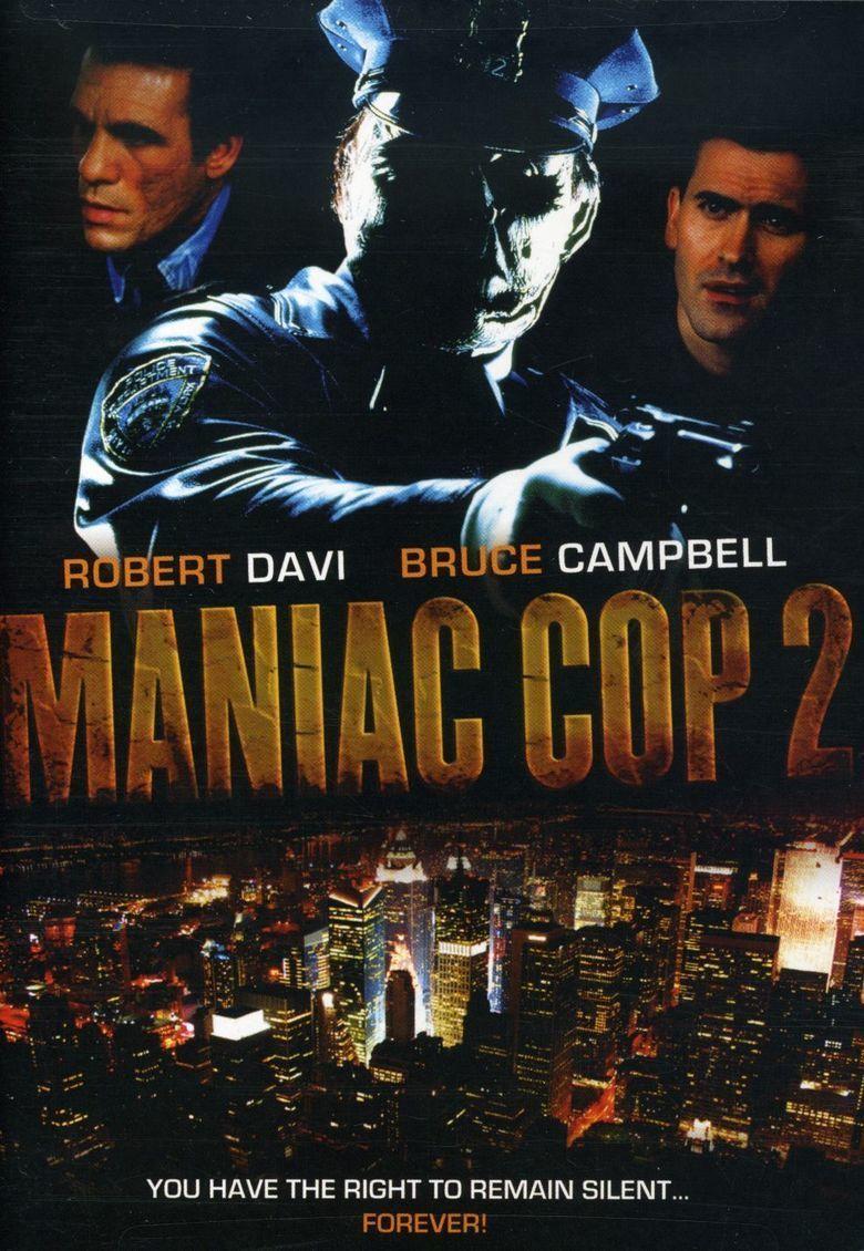 Maniac Cop 2 movie poster