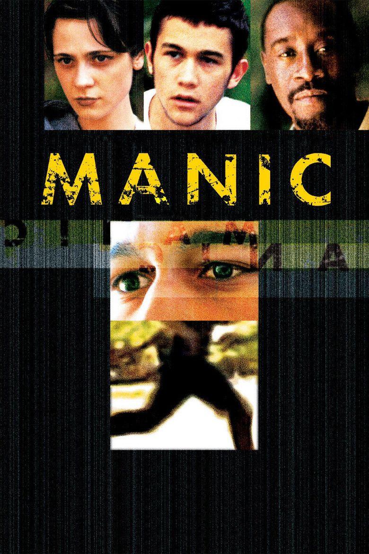 Manic (film) movie poster
