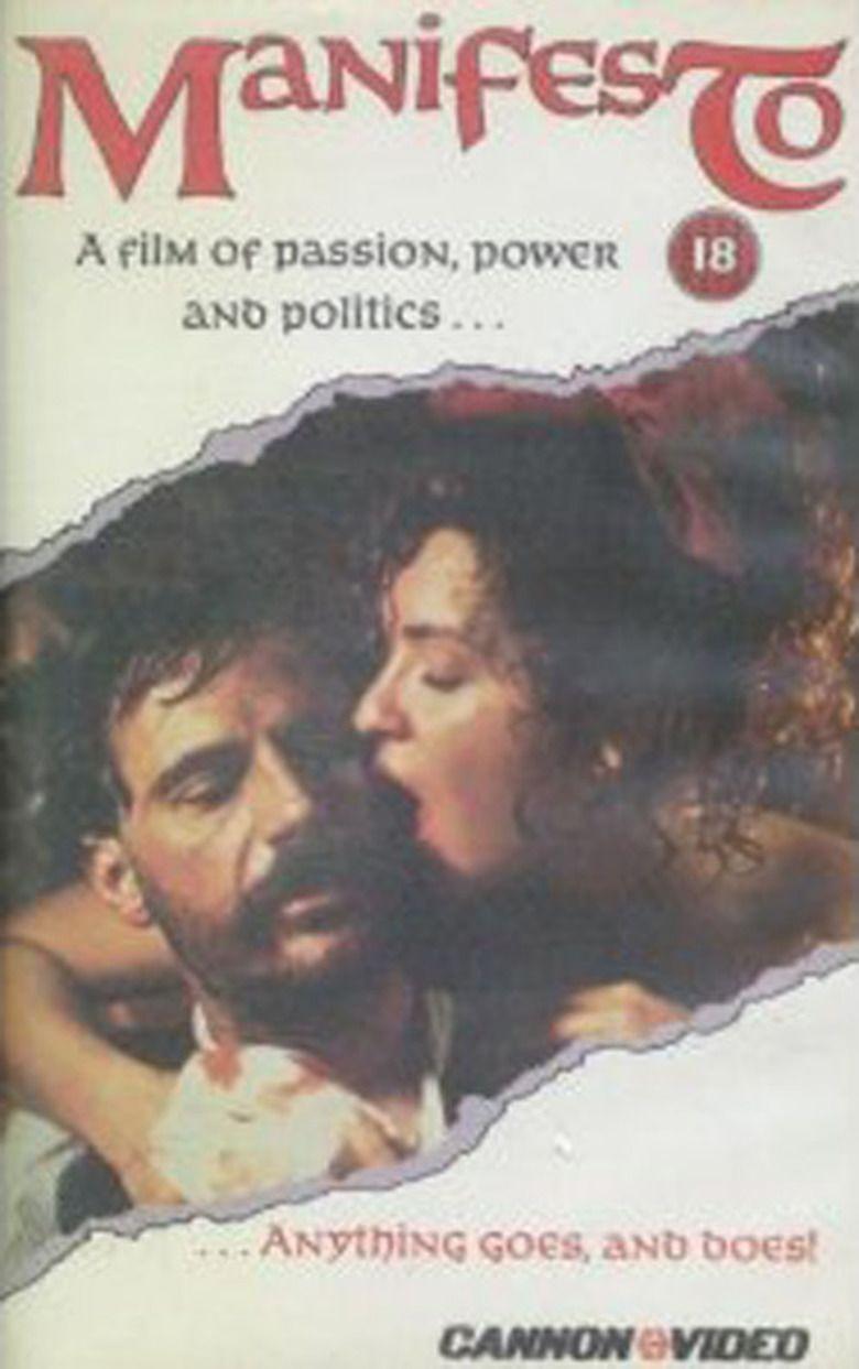 Manifesto (film) movie poster