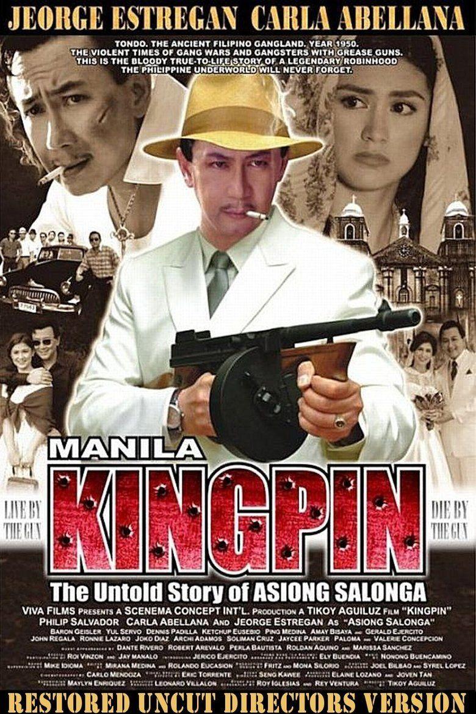 Manila Kingpin: The Asiong Salonga Story movie poster