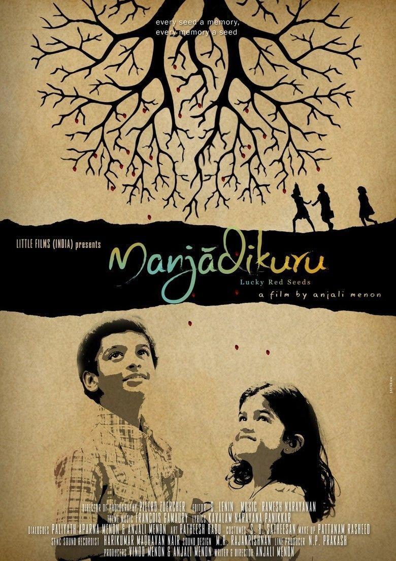 Manjadikuru movie poster