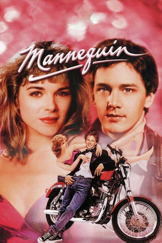 Mannequin (1987 film) movie poster