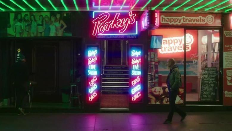 Manny Lewis movie scenes