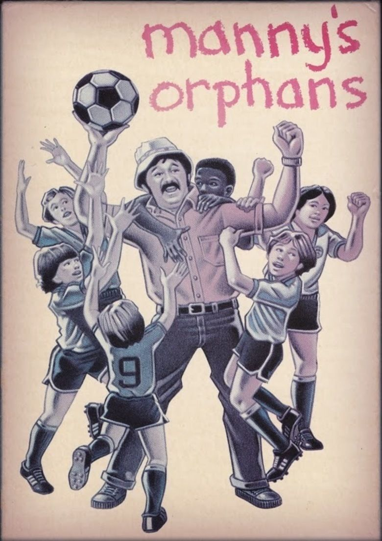Mannys Orphans movie poster