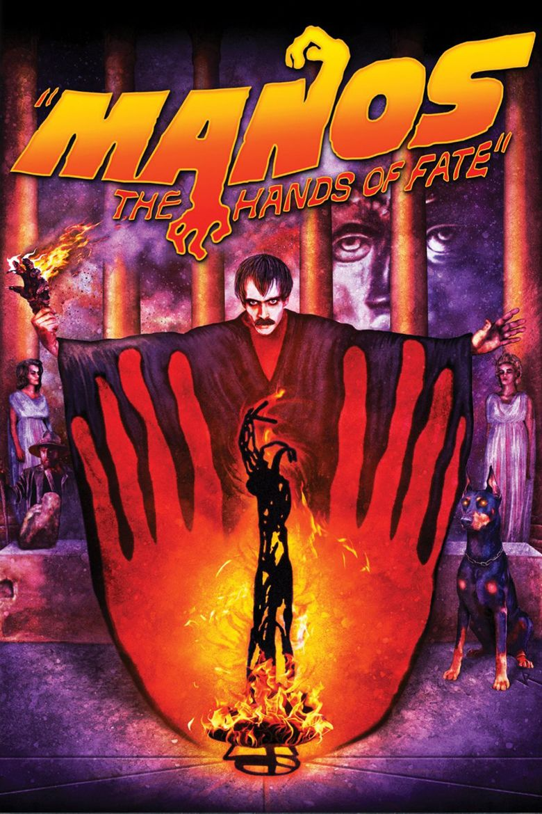 Manos: The Hands of Fate movie poster