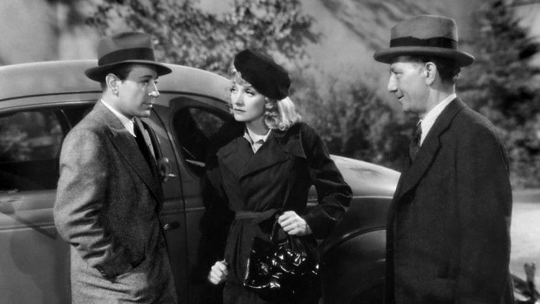 Manpower (1941 film) movie scenes