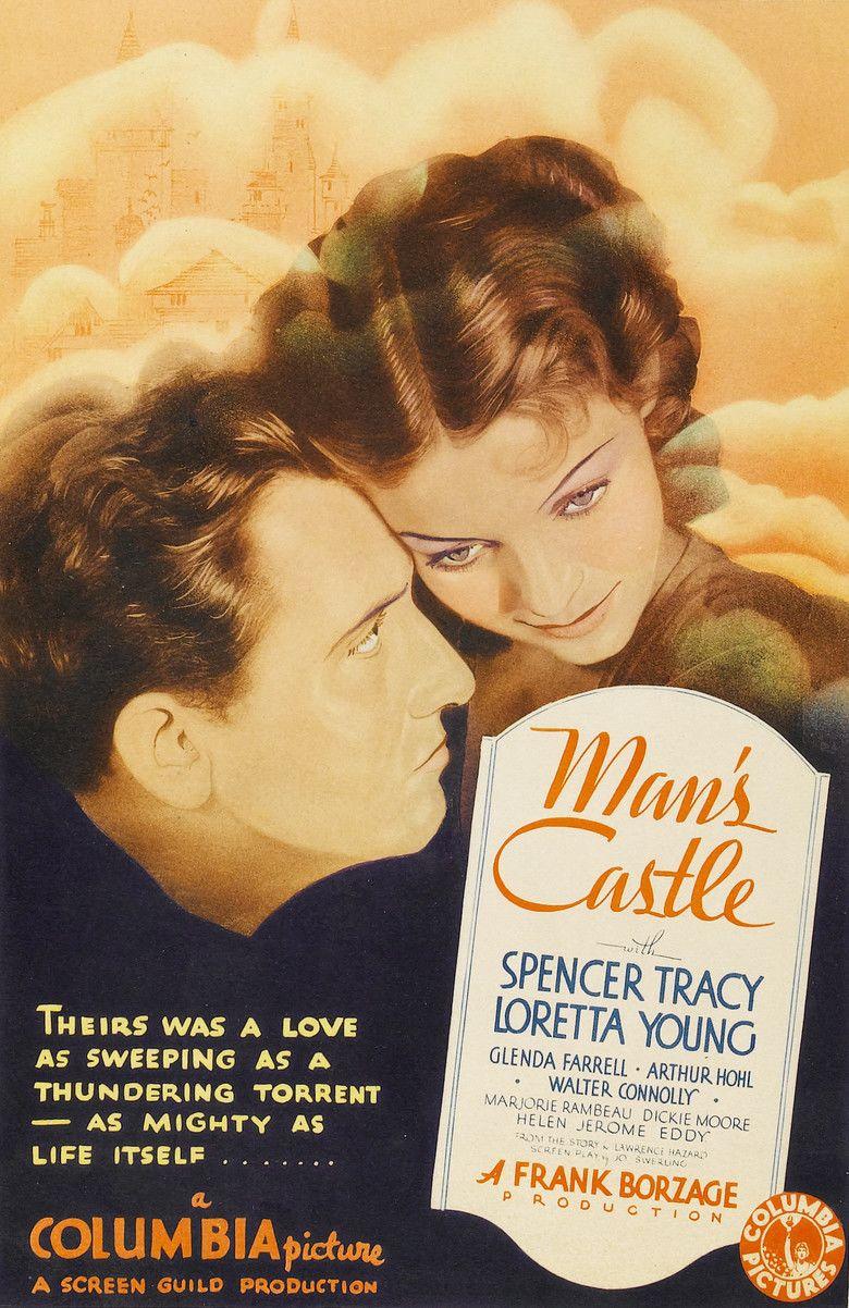 Mans Castle movie poster