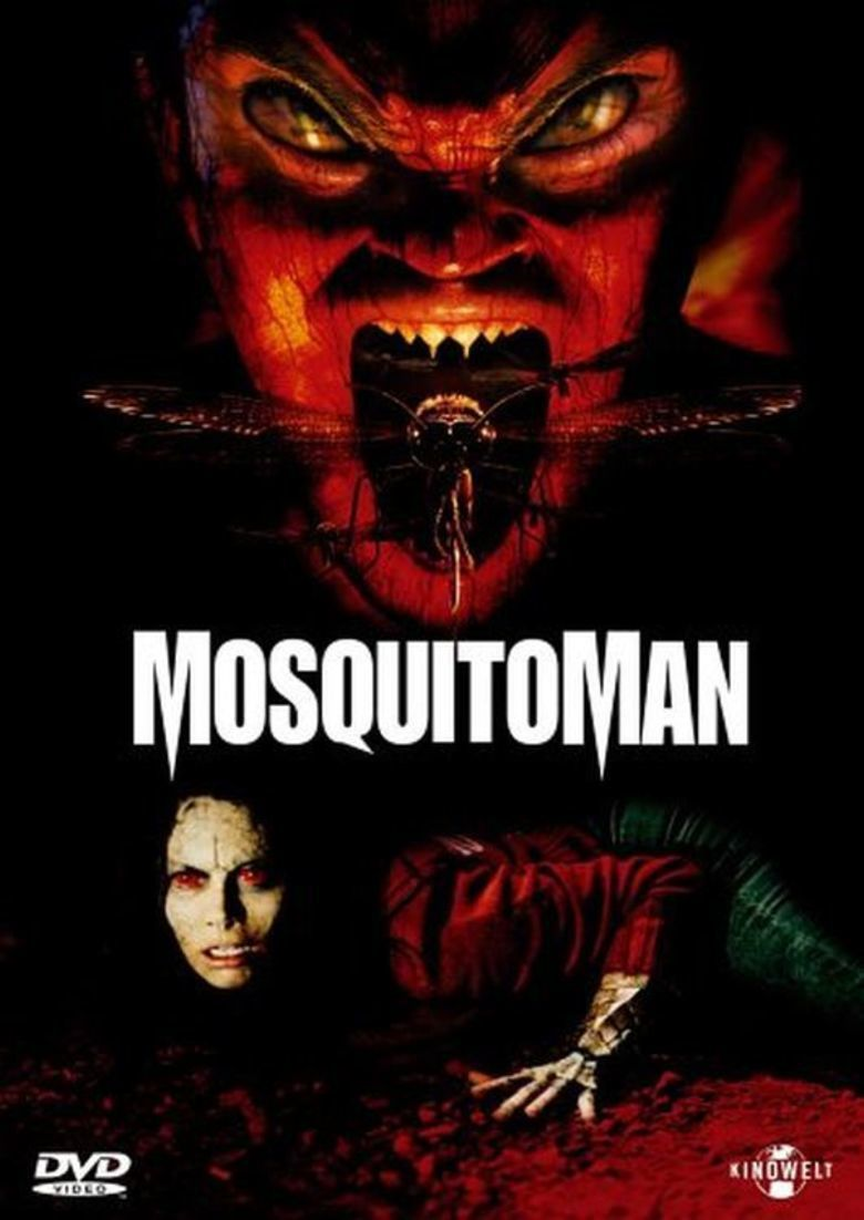 Mansquito movie poster