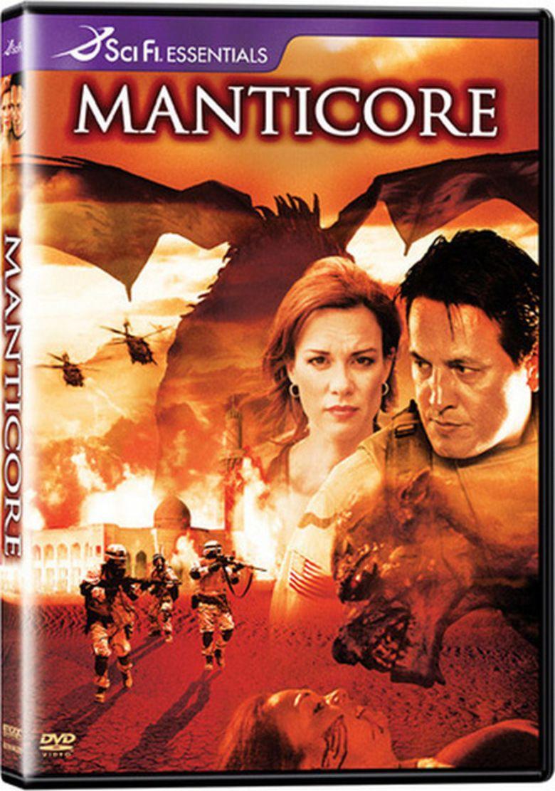 Manticore (film) movie poster