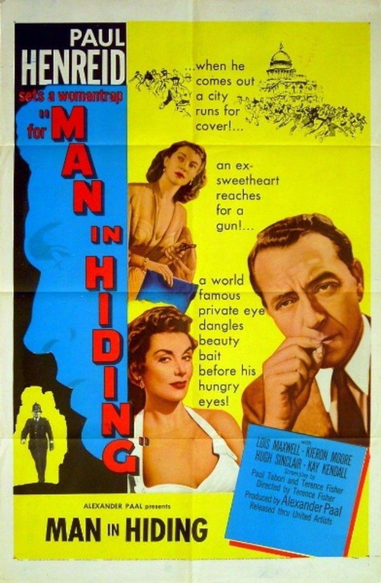 Mantrap (1953 film) movie poster