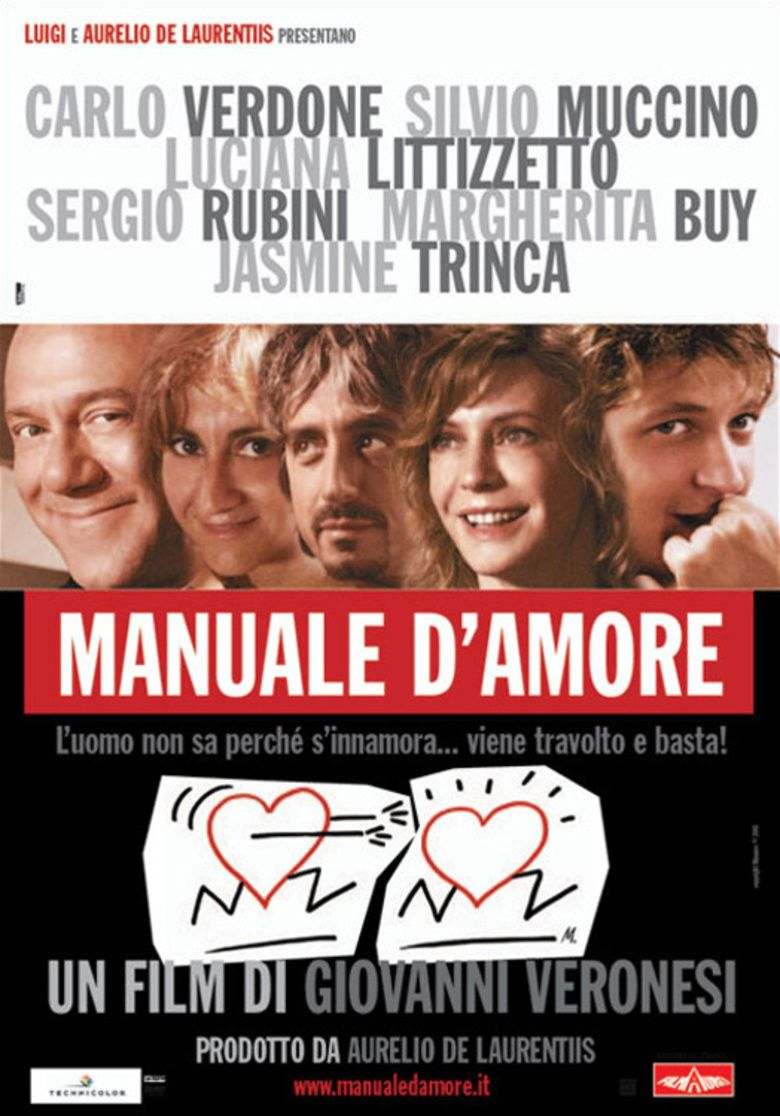 Manual of Love movie poster