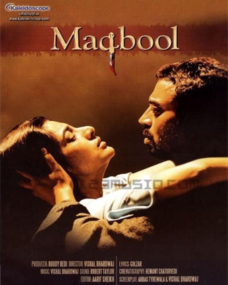 Maqbool movie poster
