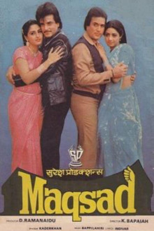Maqsad movie poster