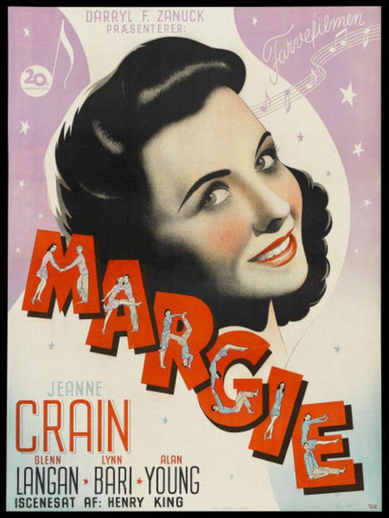 Margie (film) movie poster