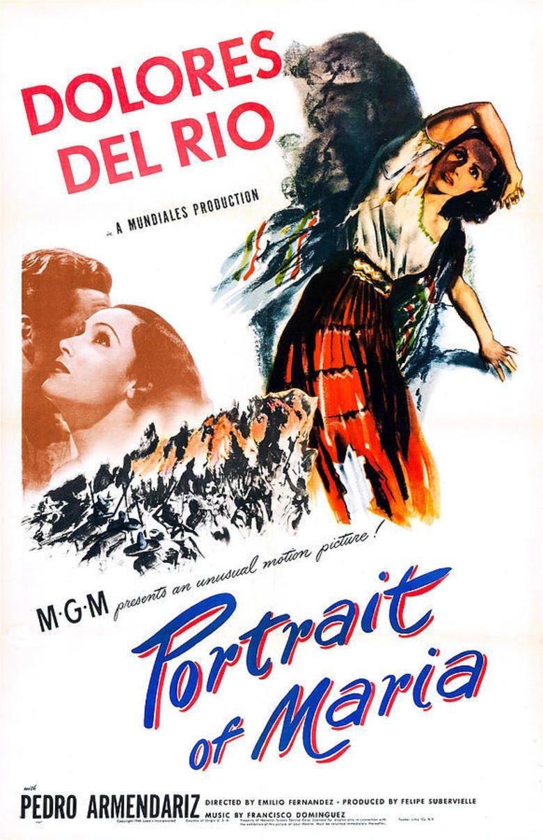 Maria Candelaria movie poster