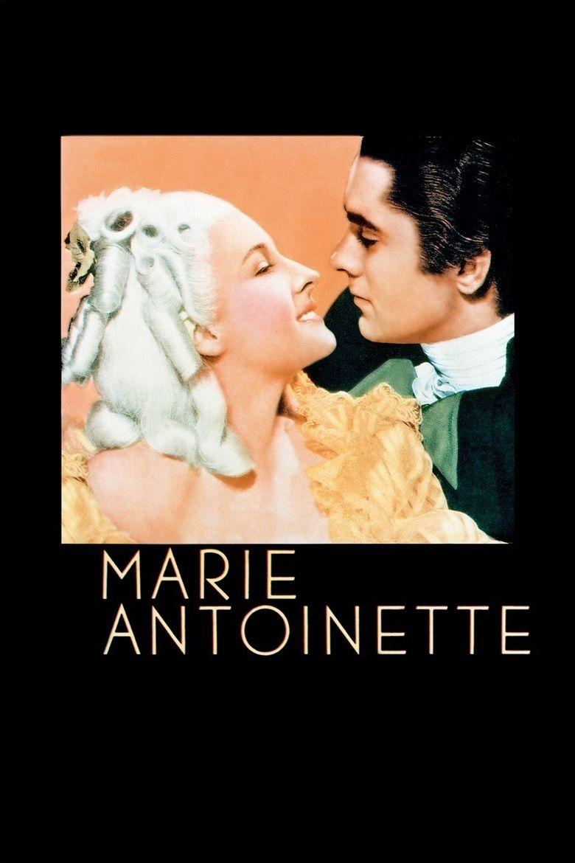 Marie Antoinette (1938 film) movie poster