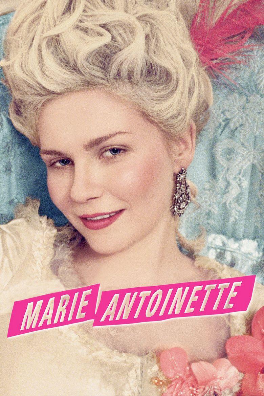 Marie Antoinette (2006 film) movie poster