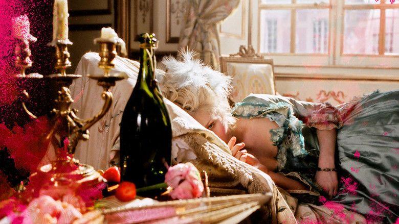 Marie Antoinette (2006 film) movie scenes