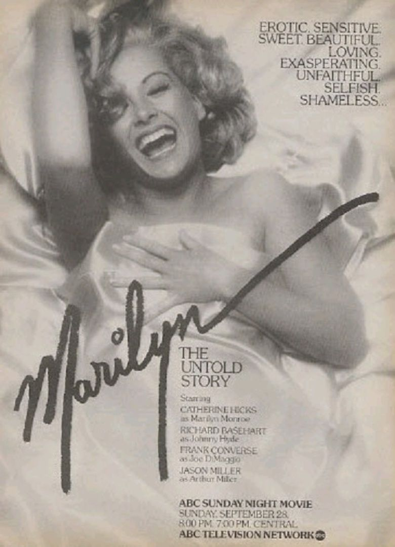 Marilyn: The Untold Story movie poster