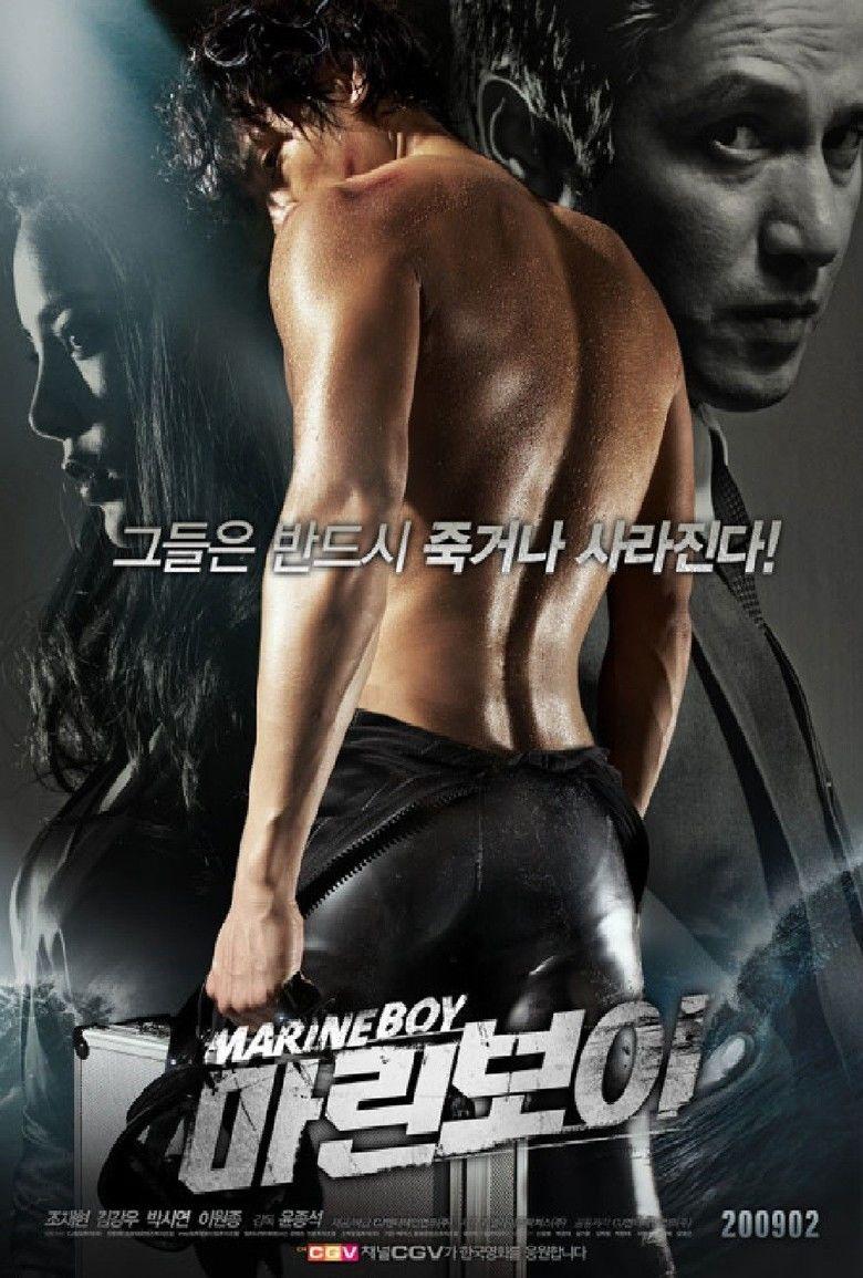 Marine Boy (film) movie poster