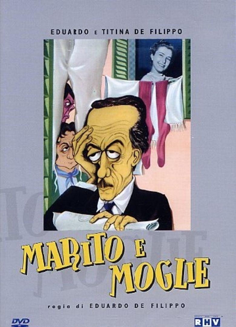 Marito e moglie movie poster