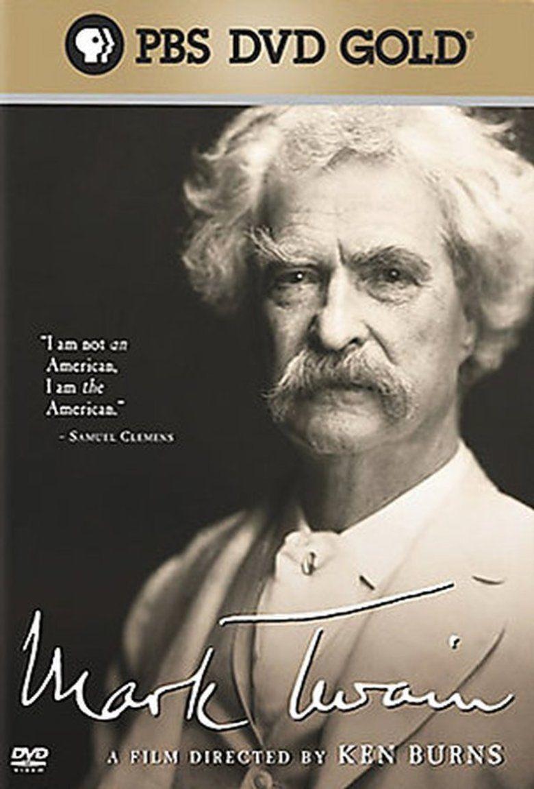 Mark Twain (film) movie poster