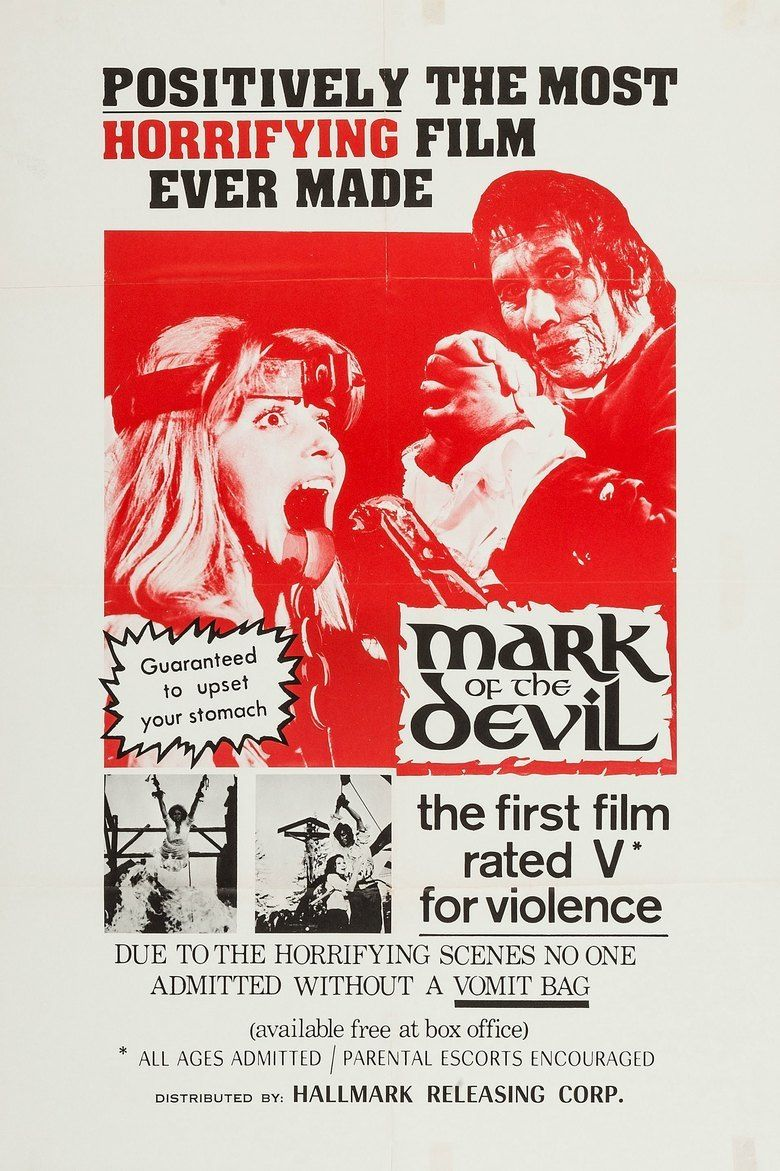 Mark of the Devil movie poster