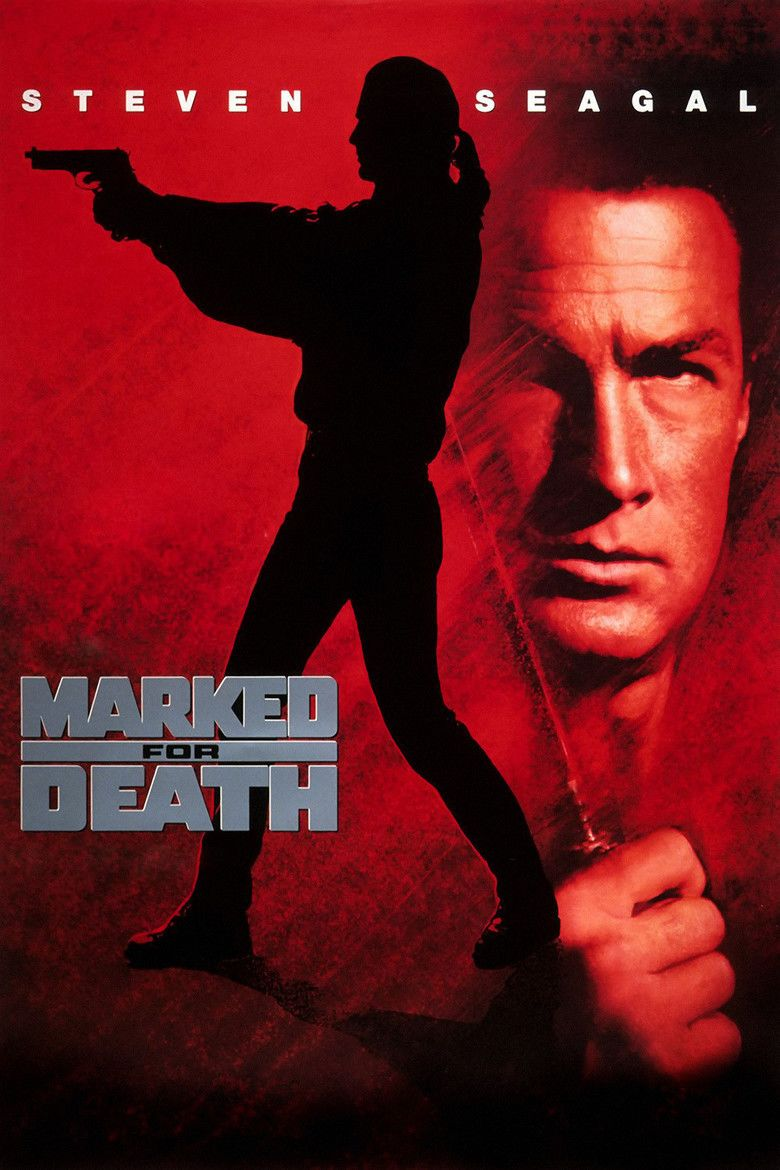 Marked for Death movie poster